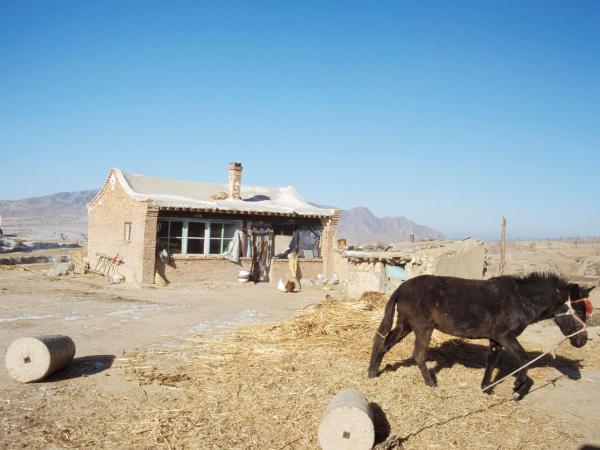 La maison dans la montagne